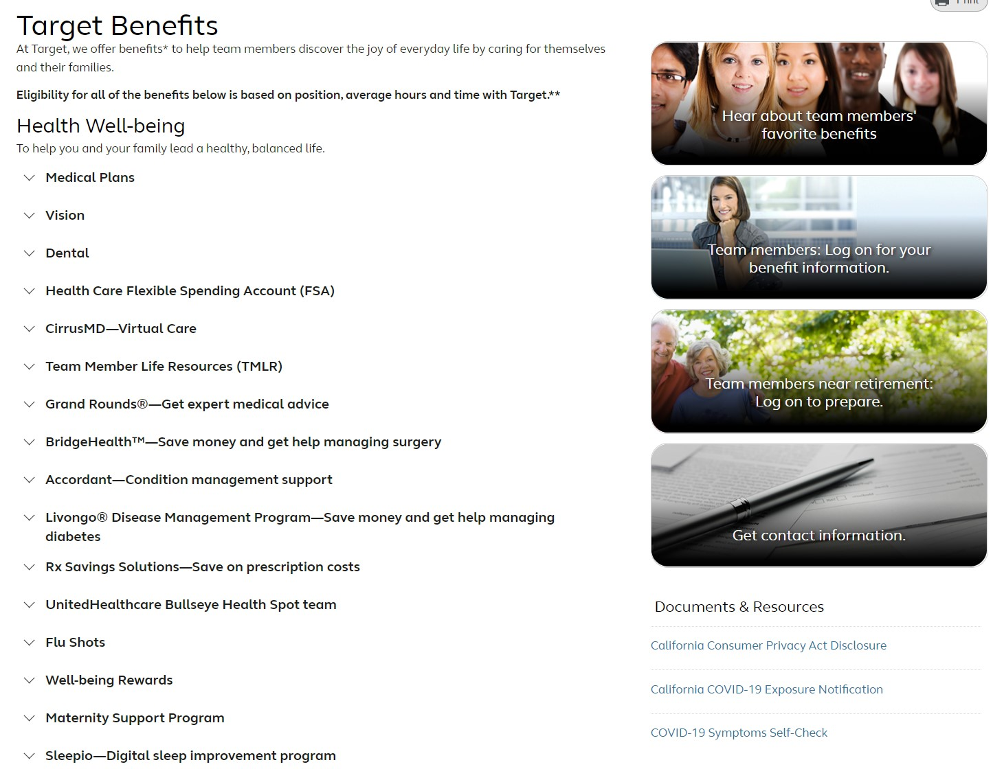 TargetPayandBenefits – Target Pay and Benefits For Employees